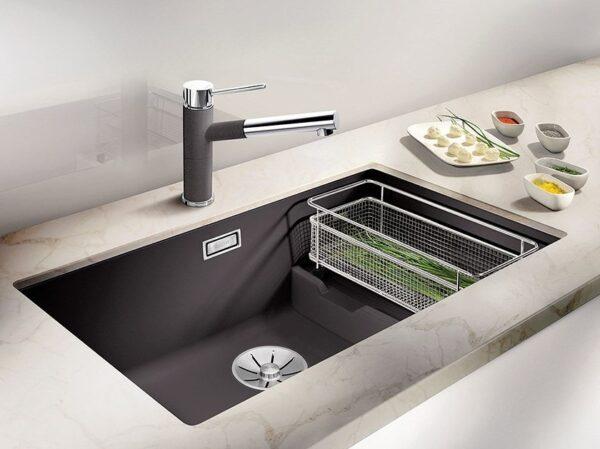 Virtuves izlietne Blanco Subline 700U level