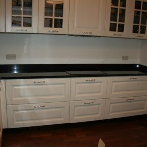 Granits Black pearl 3
