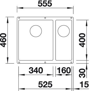 Subline 340 160 U