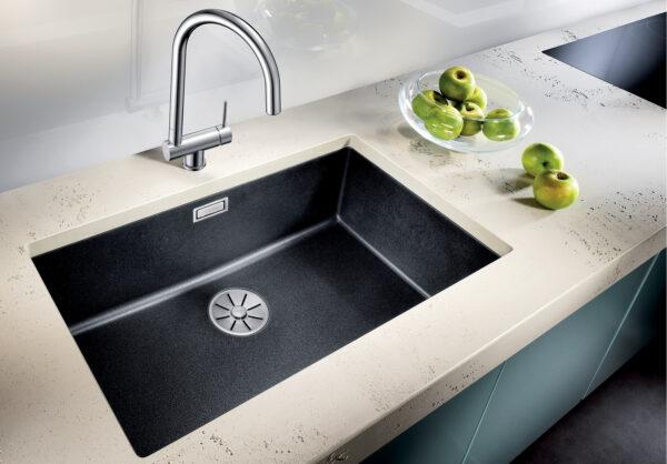 virtuves izlietne Blanco Subline 700U